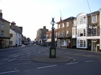 Click to visit Southwold's Town Website